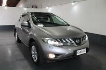 2010 Nissan Murano Z51 MY10 TI Grey Continuous Variable Wagon Pennington Charles Sturt Area Preview