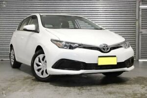 2017 Toyota Corolla ZRE182R Ascent S-CVT White 7 Speed Constant Variable Hatchback Ryde Ryde Area Preview