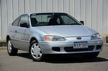 1996 Toyota Paseo EL54R Blue 4 Speed Automatic Coupe Lilydale Yarra Ranges Preview
