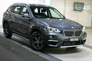 2019 BMW X1 F48 sDrive18i D-CT Grey 7 Speed Sports Automatic Dual Clutch Wagon South Melbourne Port Phillip Preview