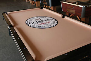 Custom Billiard Pool Table Cloth Felt Custom Poker Felt