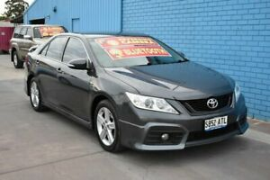 2012 Toyota Aurion GSV50R Sportivo SX6 Grey 6 Speed Automatic Sedan Enfield Port Adelaide Area Preview
