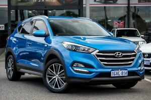 2016 Hyundai Tucson TL Active X 2WD Blue 6 Speed Sports Automatic Wagon Myaree Melville Area Preview
