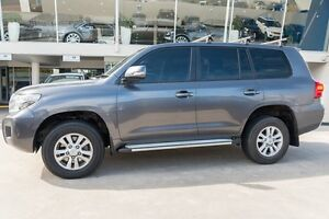 2012 Toyota Landcruiser VDJ200R MY12 GXL Graphite 6 Speed Sports Automatic Wagon Brookvale Manly Area Preview