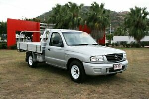 2006 Mazda Bravo B2500 DX 4x2 Silver 5 Speed Manual Cab Chassis Townsville Townsville City Preview