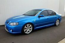 2004 FPV GT-P BA MkII GTP Blue 4 Speed Auto Seq Sportshift Sedan Kadina Copper Coast Preview