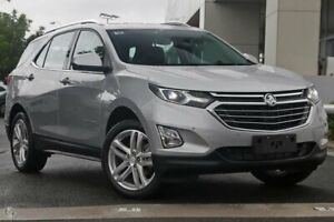 2019 Holden Equinox EQ MY18 LTZ-V AWD Silver 9 Speed Sports Automatic Wagon Belconnen Belconnen Area Preview