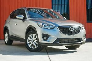 2012 Mazda CX-5 KE1021 Maxx SKYACTIV-Drive AWD S Grey 6 Speed Automatic Wagon Molendinar Gold Coast City Preview