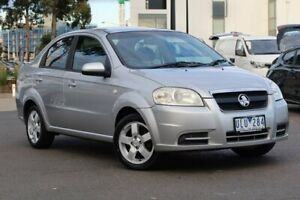 2006 Holden Barina TK Silver 4 Speed Automatic Sedan South Melbourne Port Phillip Preview