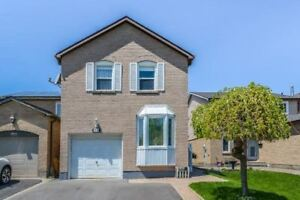 House For Sale! 3 Bdrm Detached! Move-In & Enjoy!