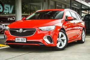 2018 Holden Commodore ZB MY18 RS-V Liftback AWD Red 9 Speed Sports Automatic Liftback Somerton Park Holdfast Bay Preview