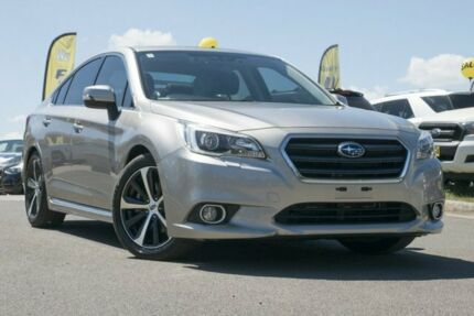2015 Subaru Liberty B6 MY15 3.6R CVT AWD Silver 6 Speed Constant Variable Sedan Pearce Woden Valley Preview