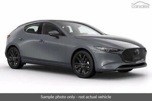 2019 Mazda 3 BP2HLA G25 SKYACTIV-Drive Astina Grey 6 Speed Sports Automatic Hatchback Wangara Wanneroo Area Preview