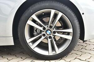 2016 BMW 318I F30 LCI Sport Line Silver 8 Speed Sports Automatic Sedan Victoria Park Victoria Park Area Preview
