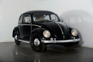 1954 Volkswagen Beetle Black