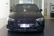 2016 Audi A3 8V MY17 S Line Sportback S tronic quattro Black 7 Speed Sports Automatic Dual Clutch Southport Gold Coast City Preview