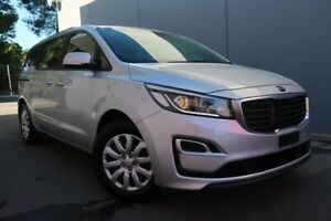 2018 Kia Carnival YP MY19 S Silver 8 Speed Sports Automatic Wagon Old Reynella Morphett Vale Area Preview