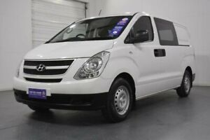 2014 Hyundai iLOAD TQ MY14 Creamy White 5 Speed Automatic Van