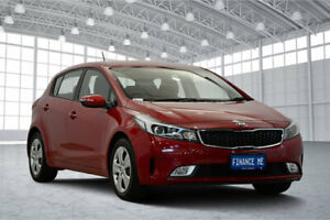2018 Kia Cerato YD MY18 S Temptation Red 6 Speed Sports Automatic Hatchback