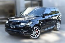 2013 Land Rover Range Rover Sport L494 MY14.5 Black 8 Speed Sports Automatic Wagon Berwick Casey Area Preview