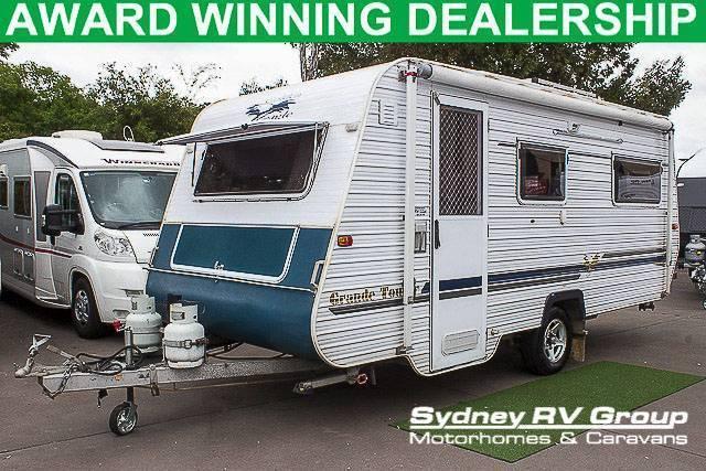 Elegant  432PX Caravan For Sale In Penrith NSW  2014 Adria Altea 432PX Caravan