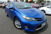 2014 Toyota Corolla ZRE182R Ascent Sport S-CVT Blue 7 Speed Constant Variable Hatchback Hoppers Crossing Wyndham Area Preview