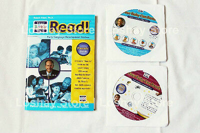 YOUR BABY CAN READ Learning System Guide Book DVD CD Song Workshop Robert Titzer