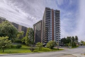 Bright, Sun-Filled West Facing Condo Features 2 Bedrooms