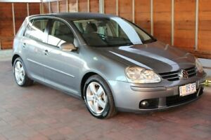 2008 Volkswagen Golf V Pacific Grey Sports Automatic Dual Clutch Glebe Hobart City Preview