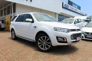 2016 Ford Territory SZ MkII Titanium Seq Sport Shift AWD White 6 Speed Sports Automatic Wagon Parramatta Park Cairns City Preview