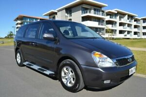 2012 Kia Grand Carnival VQ MY13 S Grey 6 Speed Sports Automatic Wagon Somerton Park Holdfast Bay Preview