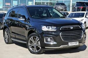2016 Holden Captiva CG MY16 LTZ AWD Black 6 Speed Sports Automatic Wagon Castle Hill The Hills District Preview