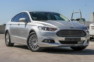 2015 Ford Mondeo MD Trend PwrShift Silver 6 Speed Sports Automatic Dual Clutch Hatchback Aspley Brisbane North East Preview