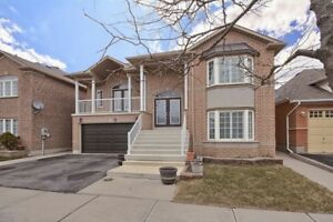 Posh House for rent in Central Ajax -  Available from July 2018