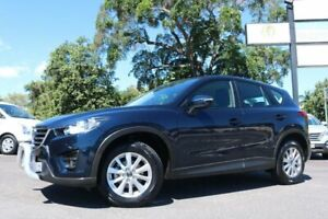 2016 Mazda CX-5 KE1072 Maxx SKYACTIV-Drive Sport Blue 6 Speed Sports Automatic Wagon Earlville Cairns City Preview