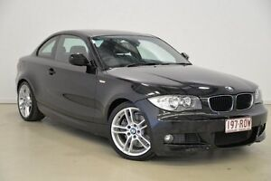 2010 BMW 123d E82 MY10 Steptronic Black 6 Speed Sports Automatic Coupe Mansfield Brisbane South East Preview