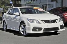 2013 Toyota Aurion GSV50R Sportivo SX6 White 6 Speed Sports Automatic Sedan Mount Gravatt Brisbane South East Preview
