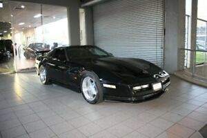 1988 Chevrolet Corvette C4 Black Automatic Coupe Thornleigh Hornsby Area Preview