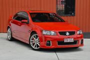 2012 Holden Commodore VE II MY12.5 SS V Z Series Red 6 Speed Sports Automatic Sedan Molendinar Gold Coast City Preview