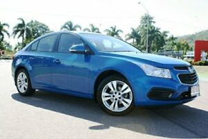2015 Holden Cruze JH Series II MY15 Equipe Blue 6 Speed Sports Automatic Sedan Townsville Townsville City Preview