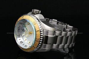 MONTRE NEUVE INVICTA Reserve 52mm Hydromax Swiss Made GMT