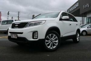 2014 Kia Sorento XM MY14 SLi 4WD White 6 Speed Sports Automatic Wagon Earlville Cairns City Preview