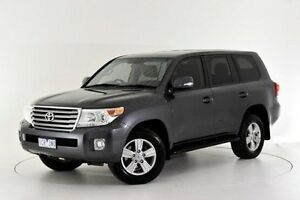 2014 Toyota Landcruiser VDJ200R MY13 VX Grey 6 Speed Sports Automatic Wagon Narre Warren Casey Area Preview