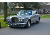 Silver Grey Rolls Royce Shadow 1