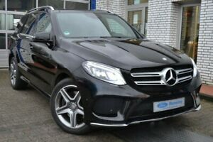 Mercedes-Benz GLE 500 4Matic AMG-Line Glasdach LED