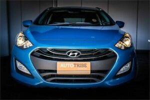 2014 Hyundai i30 GD Tourer Active 1.6 GDi Blue 6 Speed Automatic Wagon West Perth Perth City Area Preview