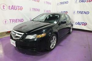 Be the most reliable member of your family --2005 Acura TL Sedan