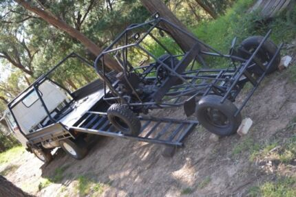 Off Road Buggy & Truck Upwey Yarra Ranges Preview