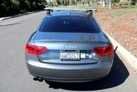 Miniature 7 Voiture Européenne d'occasion Audi A5 2013
