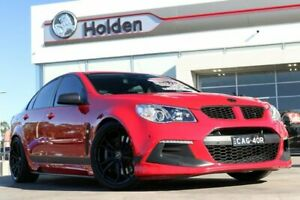 2016 Holden Special Vehicles ClubSport Gen-F2 MY16 R8 SV Black Red Hot 6 Speed Sports Automatic Liverpool Liverpool Area Preview